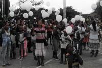 Evento de conmemoración en memoria de las víctimas de la Chinita.