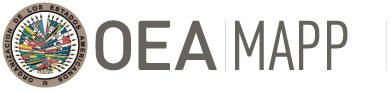 OEA MAPP (Misión de Apoyo al Proceso de Paz en Colombia) - Logo