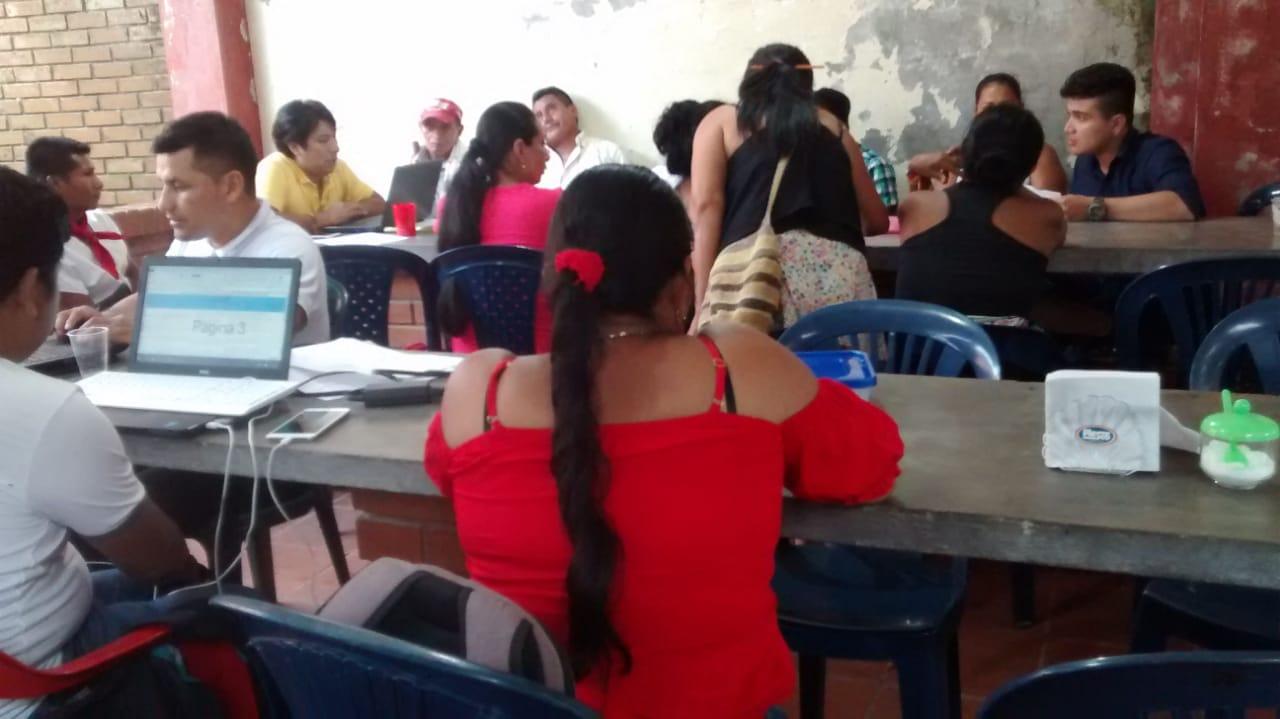 Pueblo Inga del Putumayo firma pacto étnico PDET