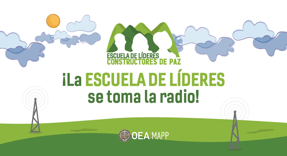 A través de emisoras comunitarias, liderazgos sociales de cuatro municipios de Antioquia siguen formándose en Derechos Humanos.