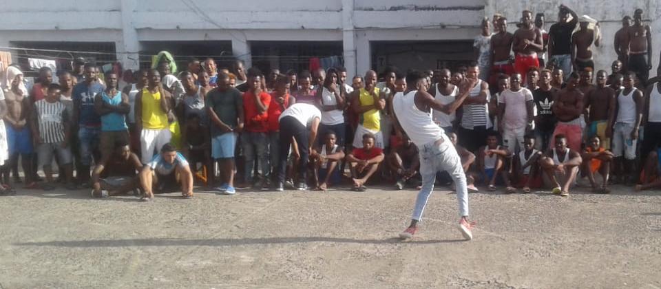 Reconciliación a través de los muros en la cárcel de Quibdó