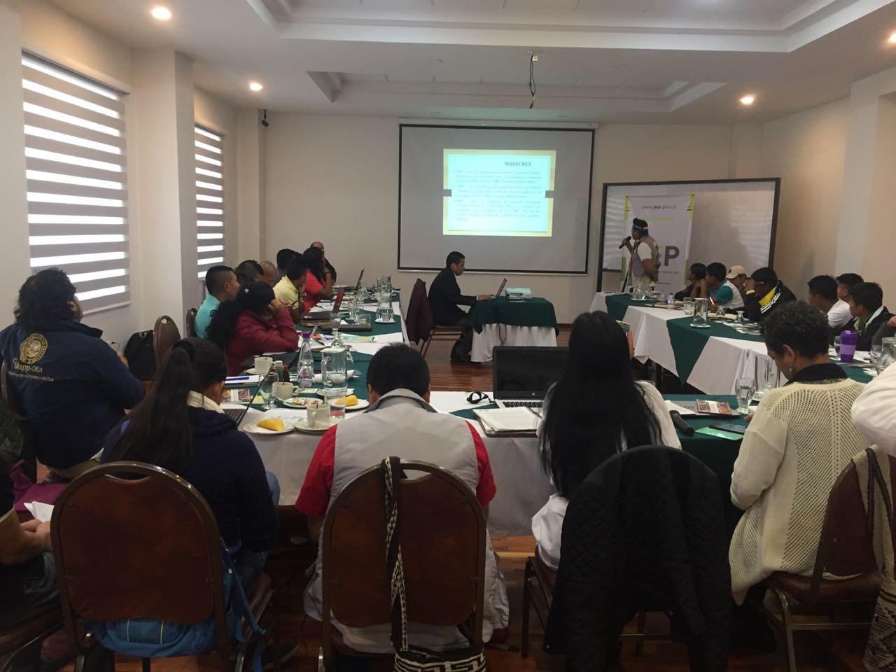 Organizaciones de víctimas de Nariño cuentan con guías de orientación jurídica