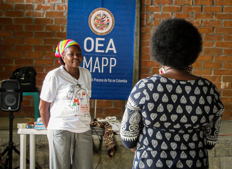 A través de cinco capítulos difundidos por radios comunitarias, los liderazgos sociales y comunidades de esta zona del país fortalecen sus capacidades en Derechos Humanos, justicia transicional y la implementación de los Acuerdos de Paz.