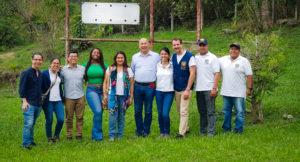 MAPP/OEA acompañó a la JEP a una visita a las autoridades indígenas del Valle del Cauca