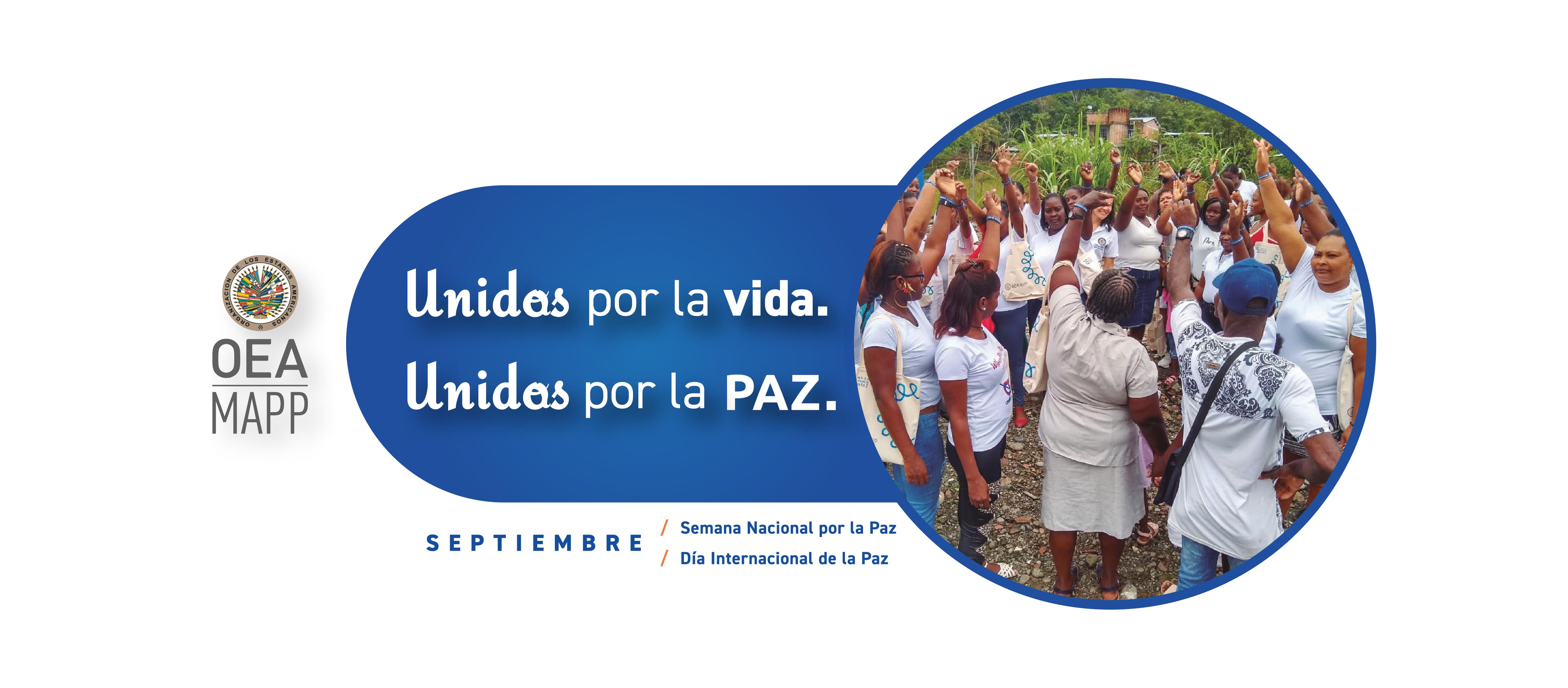 Hoy reafirmamos nuestra solidaridad, apoyo y compromiso total con Colombia, con sus comunidades y con sus instituciones. Cuenten con NOSOTROS y NOSOTRAS, cuenten con la MAPP/OEA.